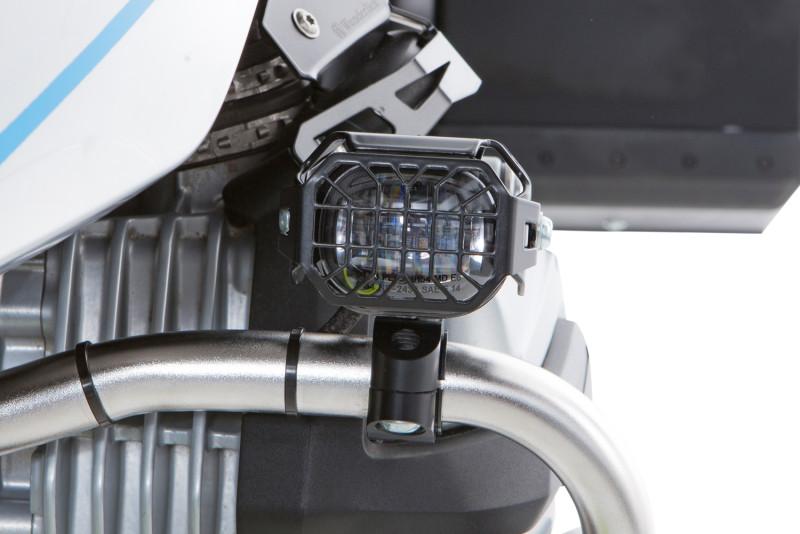 Grille de protection de phare pour phares additionnels »MICROFLOOTER«