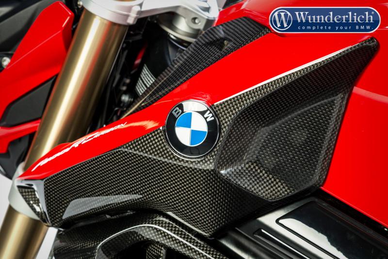 Cache de tubulure d'admission pour BMW F 800 R (2015-)