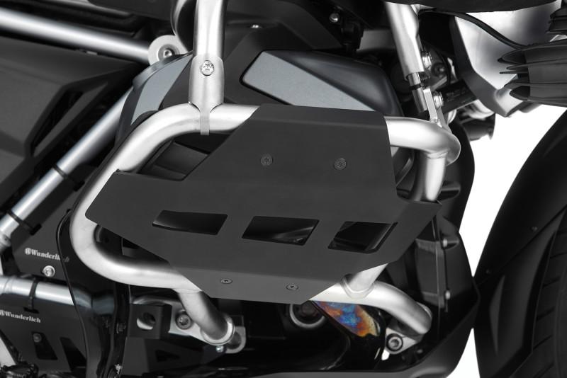 Protection de tête de cylindre pour arceau de protection moteur d'orig