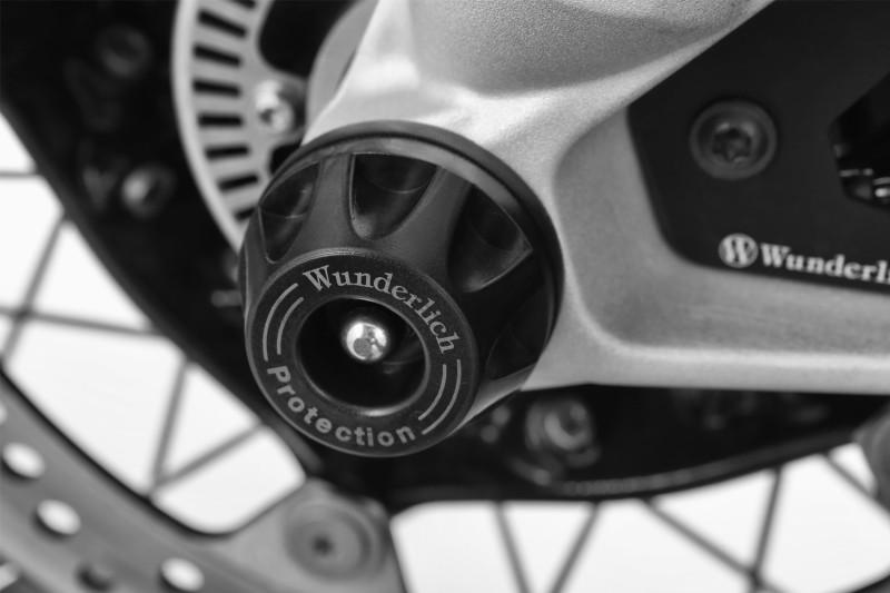 Protections pour l'essieu Wunderlich »DOUBLESHOCK«