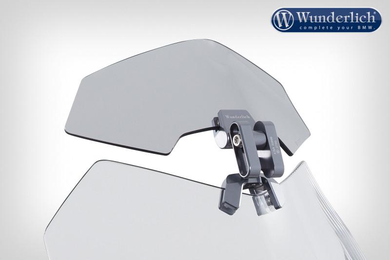 Wunderlich Déflecteur »VARIO-ERGO 3D«