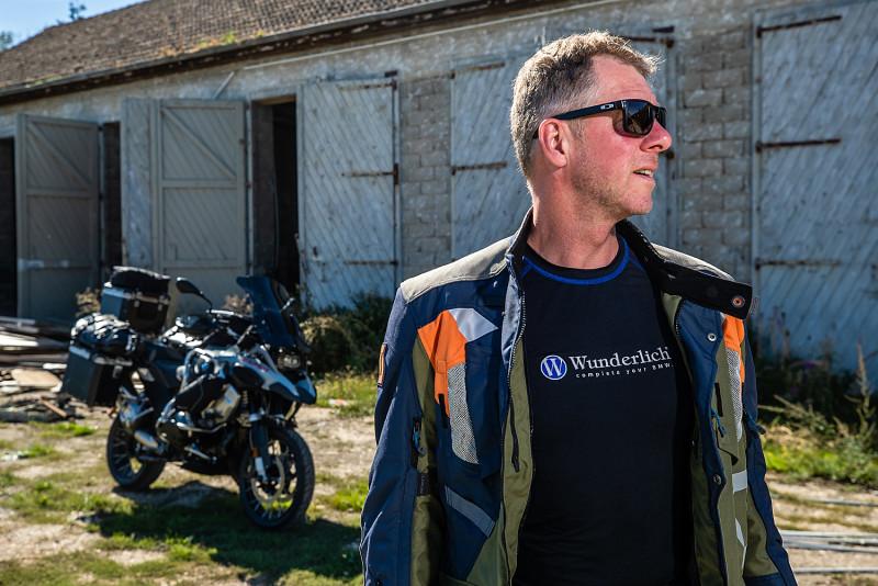 T-shirt fonctionnel Pad Breeze Wunderlich - manche courte