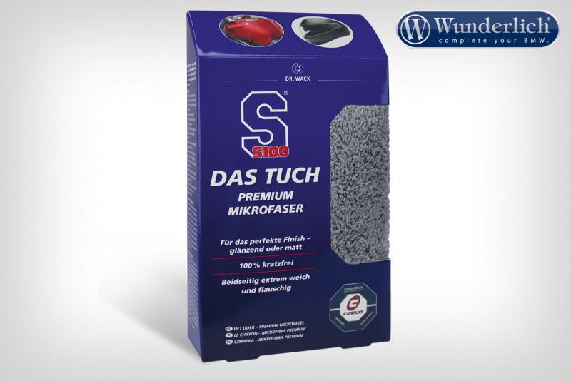 S100 DAS TUCH chiffon de nettoyage professionnel en microfibre