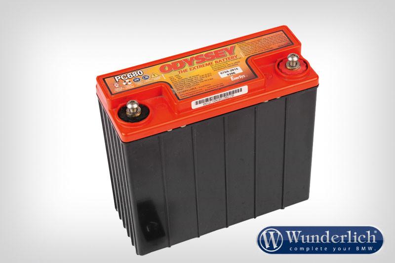 Batterie plomb pur PC 680