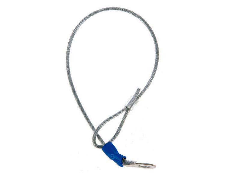 Wunderlich-Câble de sécurité pour rétroviseurs