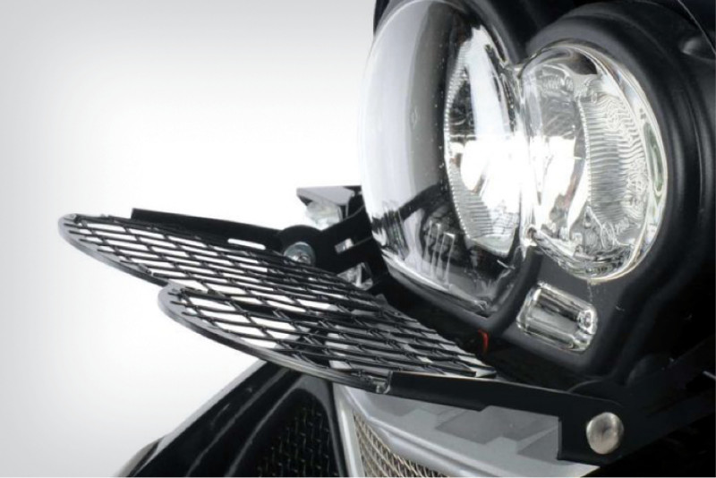 Grille de protection de phare
