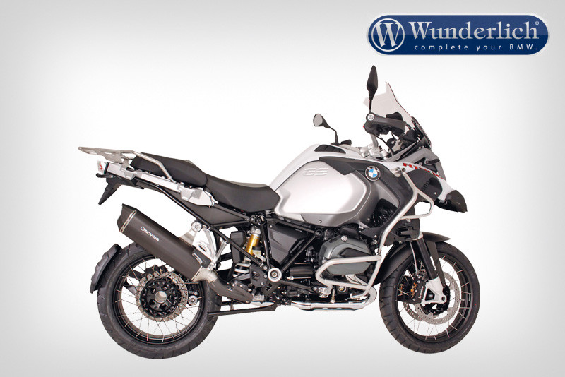 Remus Black Hawk R1200GS LC