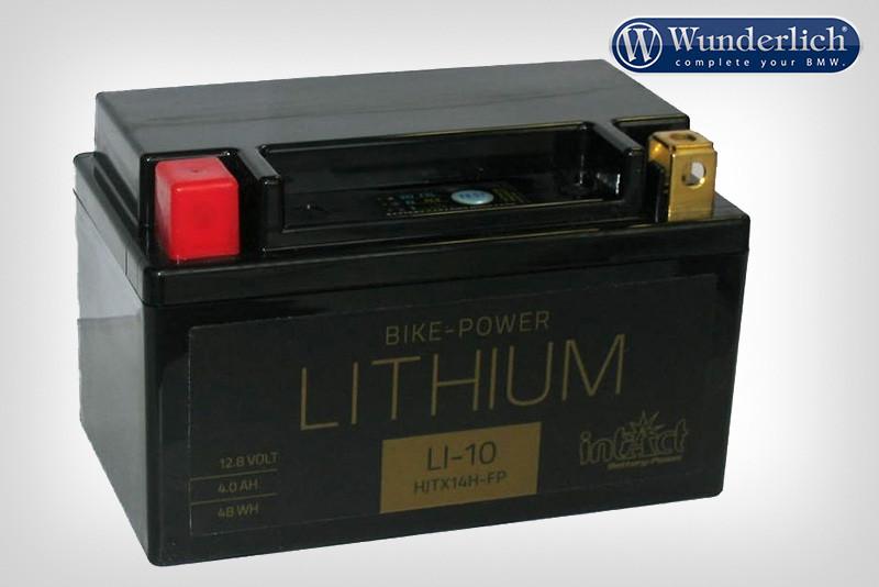 Batteria agli ioni di litio con indicatore del livello