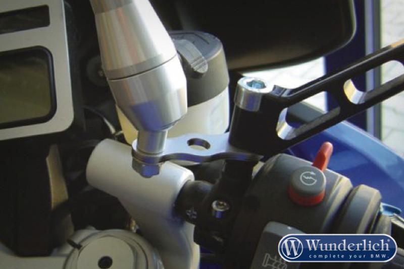 Piastra di montaggio accessori per Multipod, WUNDERLICH