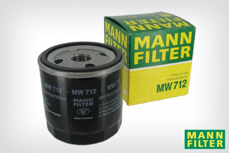Filtro per olio MANN