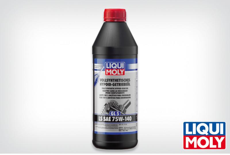 LIQUI MOLY olio per ingranaggi e cardano 75 W-140 1 Litro