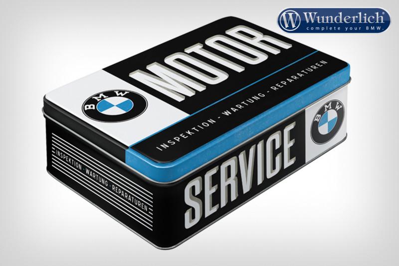 BMW Service scatola portaoggetti piatta - Nostalgic Art
