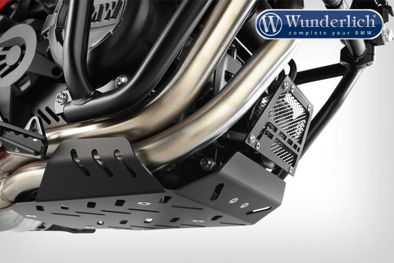 Wunderlich protezione motore Dakar