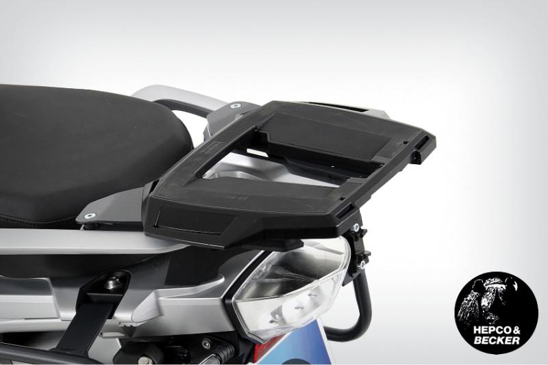 Hepco&Becker Portapacchi in alluminio porta topcase
