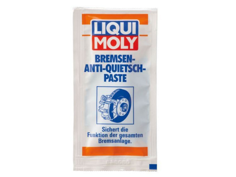 LIQUI MOLY Freni Pasta anti-squittio 10 g