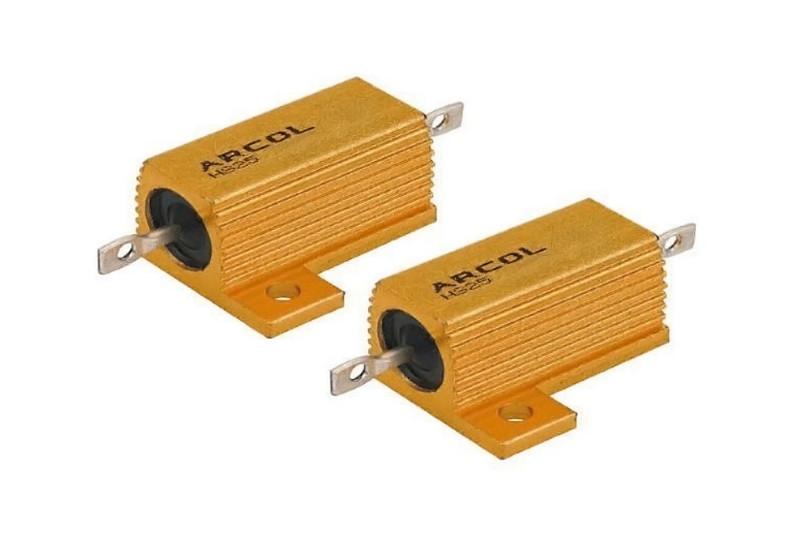 Resistenza da 5 Watt 39 Ohm per luci a LED