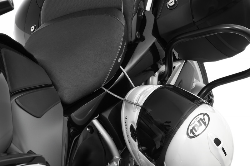 Wunderlich protezione antifurto per casco »HELMLOCK«