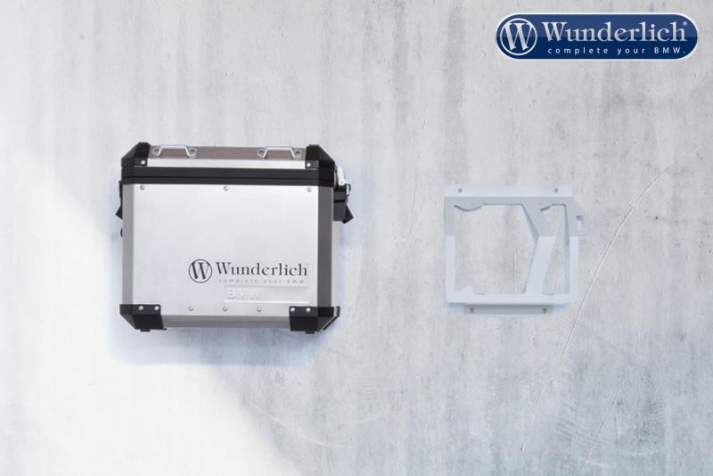 Wunderlich Supporto per muro per valigie originali R 1200/1250 GS Adv.
