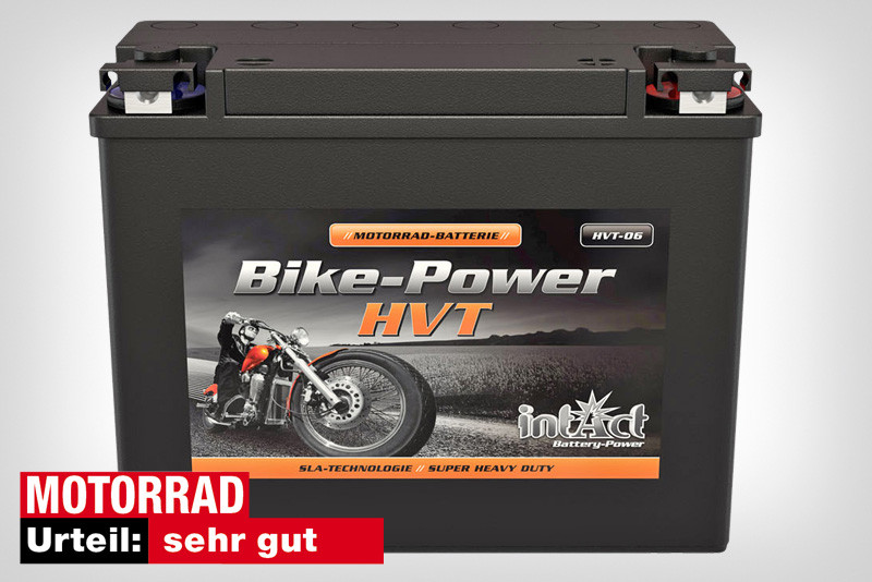 Intact batteria SLA12-20