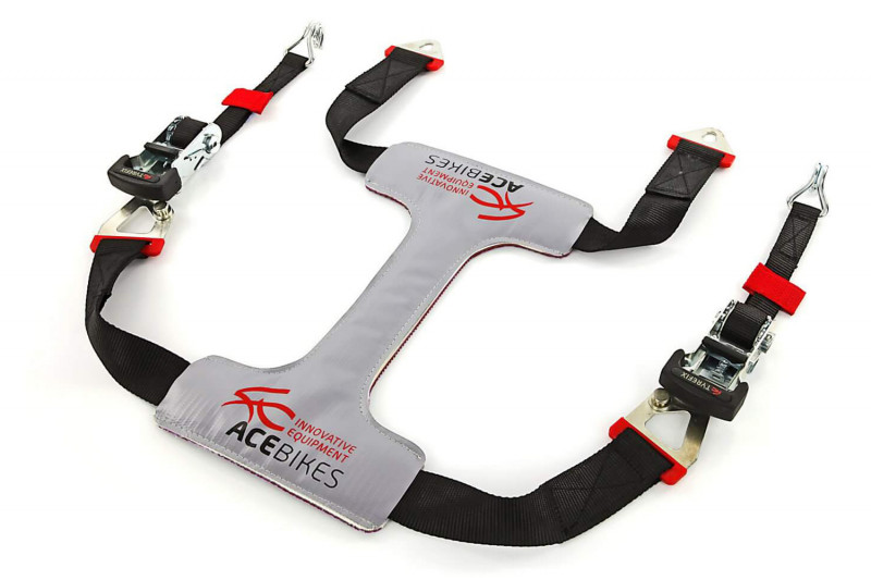 Sistema di trasporto e ancoraggio Acebikes »TyreFix®«