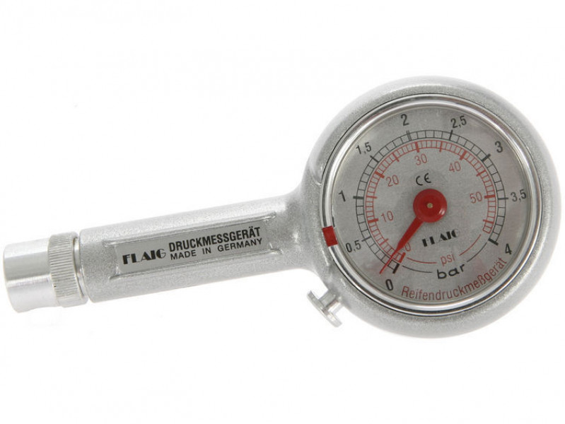 Apparecchio controllo pressione aria Flag