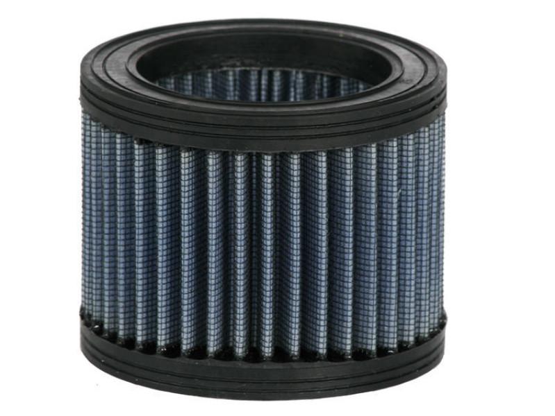 Filtro aria continuo blu 2 Valvole con filtro rotondo