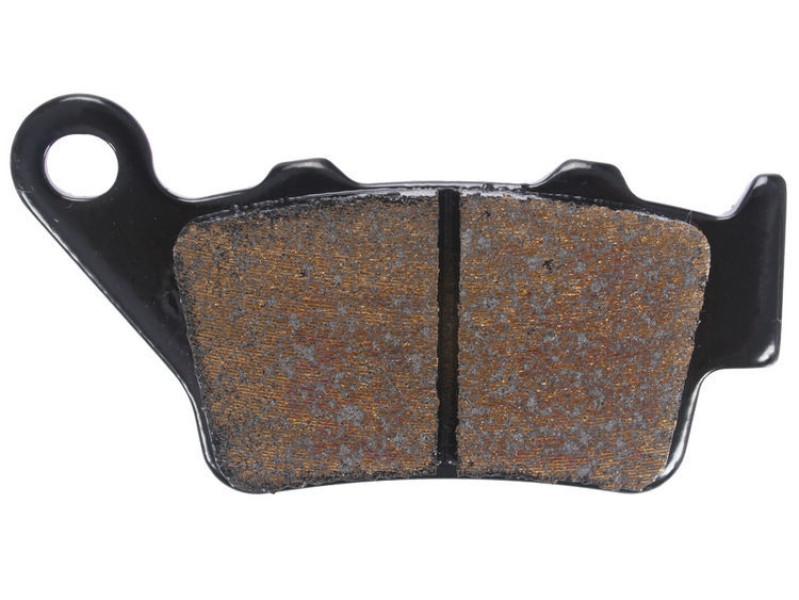Pastiglia freno TRW-LUCAS, metallo sinterizzato, posteriore