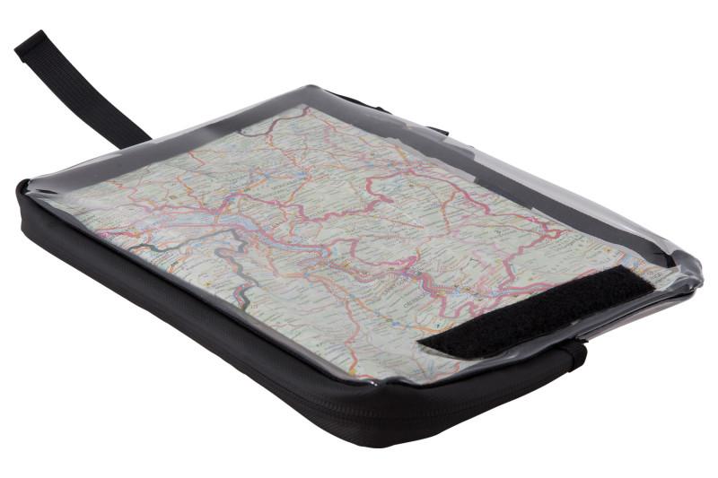 """Compartimiento de mapas para la bolsa de depósito """"ELEFHANT SPORT«"""