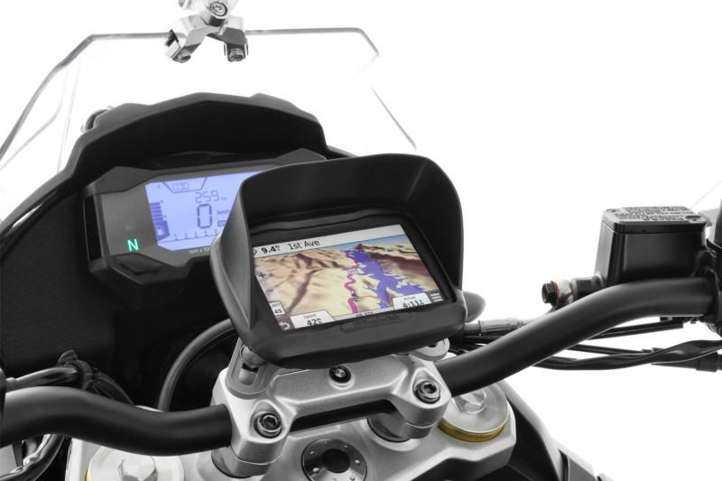 Wunderlich Visera de protección GPS Garmin Zumo / BMW Navigator Street