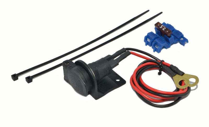 BAAS Toma de corriente adicional incluidos cables
