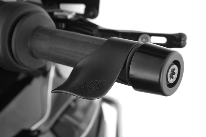 Complemento ergonómico para el acelerador Trottle Rocker.