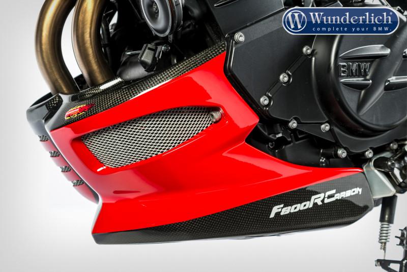 Quilla para proteger el motor de la F 800 R 2015