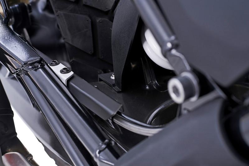 Protección de Wunderlich para cable de frenos de la G 310