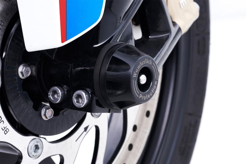 Wunderlich Tope anticaídas para rueda delantera