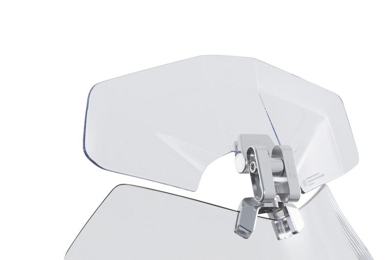Pieza adicional para deflector Wunderlich »VARIO-ERGO 3D+«