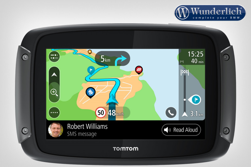 Navegador GPS TomTom Rider 550 World