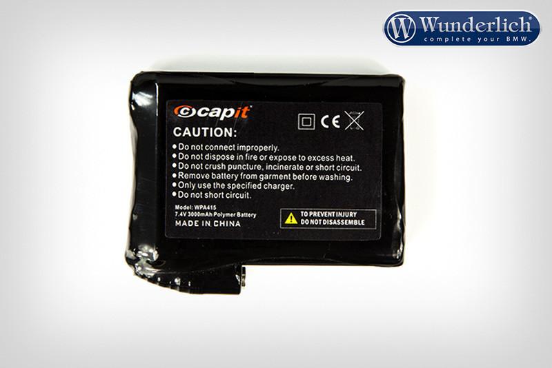 Batería para chaleco calefactable E-Vest