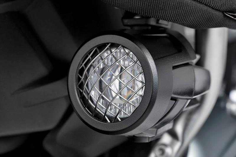 Rejilla de protección para bombillas para org. Faros LED adicionales