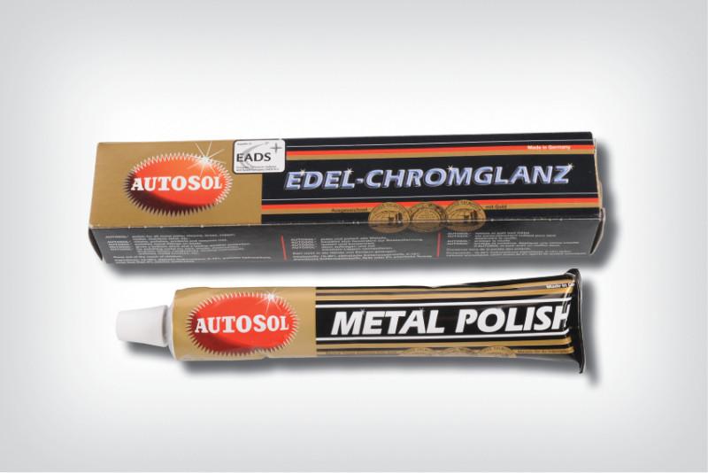Limpiador para cromo Autosol Edel-Chromglanz 75ml