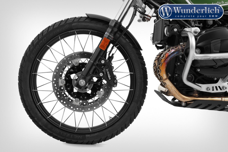 Kit de modificación con rueda delantera de 21 pulgadas para la R nineT