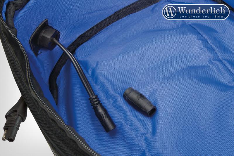 Fuente de alimentación Optimate para montaje en bolsa sobredepósito