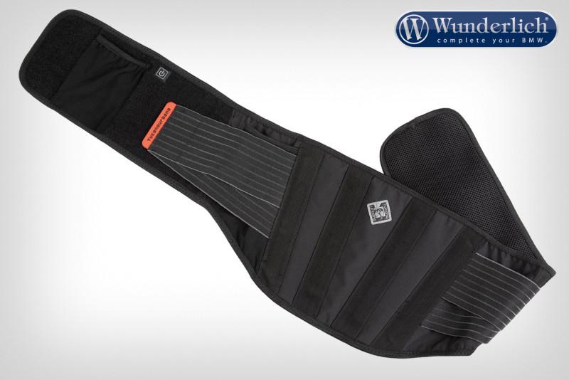 Cinturón renal calefactable