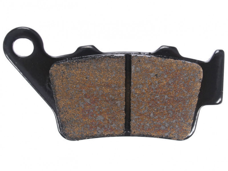 Pastilla de freno trasero de material sinterizado TRW-LUCAS