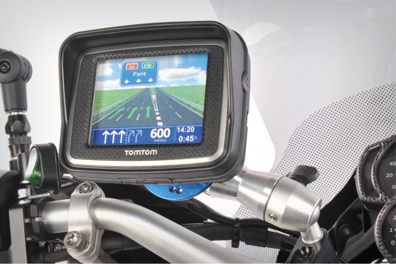 Soporte modular para navegador GPS MultiPod VARIO