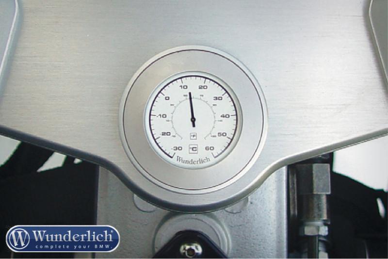 Termómetro para la tija superior