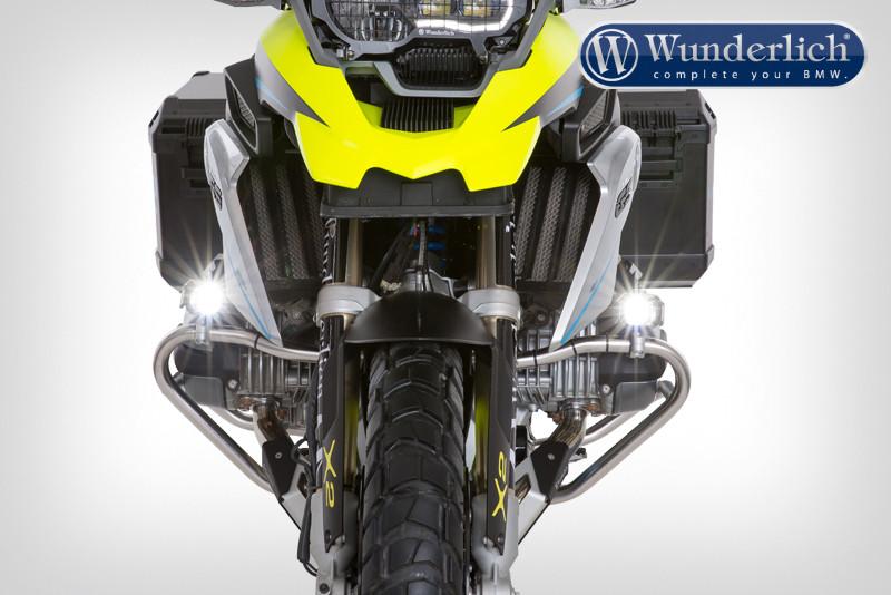 Faros LED adicionales Micro Flooter para barra de proteccion