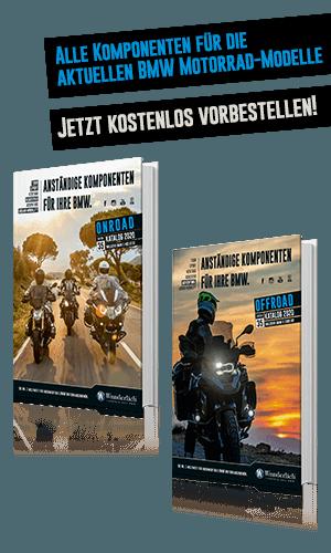 Die neuen On- und Offroad-Kataloge 2020
