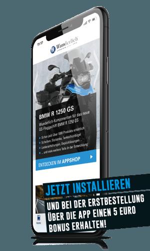 Die neue Wunderlich-App!