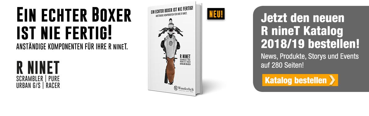 R nineT-Katalog