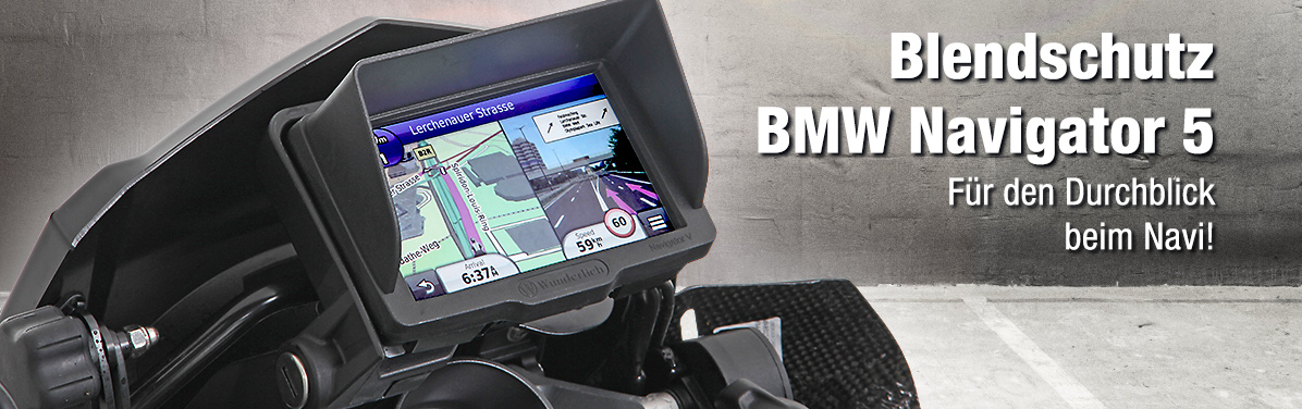 Geräte-Blendschutz BMW Navigator V